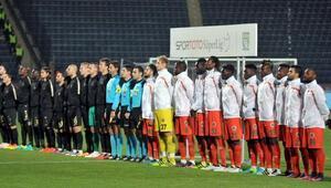 Osmanlıspor- Aytemiz Alanyaspor: 2-0