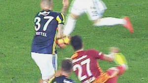 Kadıköyde penaltı itirazı