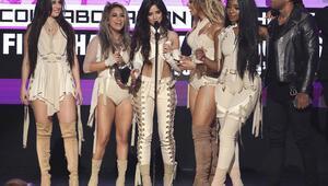 Amerikan Müzik Ödülleri gecesi hareketli geçti