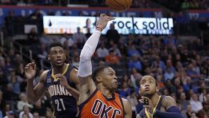 Westbrookun triple doubleı Thundera yetmedi
