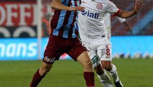Trabzonspor - Antalyaspor: 0-1