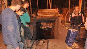 Zonguldakta özel maden ocağında göçük: 1 işçi mahsur