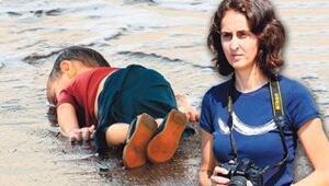 Alan Kurdi fotoğrafı tüm zamanların en etkili 15 fotoğrafı arasında