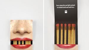 Bu reklamlar sigarayı bıraktırır