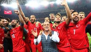 FIFA dünya sıralamasını açıkladı A Millilerimiz...