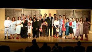 Odunpazarı Tiyatrosundan muhteşem açılış