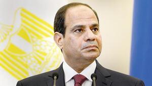 Sisi: Suriye ordusunu destekliyoruz