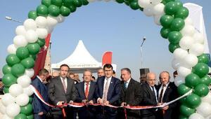 Mollaferani pazar alanı hizmete açıldı