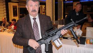 2017de TSKya 18 bin 500 adet MPT-76 piyade tüfeği üretilecek
