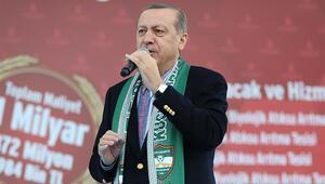 Erdoğandan Avrupaya mesaj: Sana ne