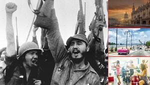 İşte Fidelin ülkesi