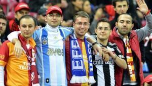 Türkler dünyanın en sadık taraftarları
