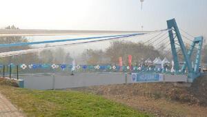 Yıldırım Belediyesi'nden modern köprü
