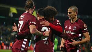 Darıca Gençlerbirliği 1-2 Beşiktaş / MAÇIN ÖZETİ