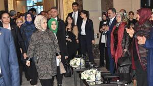 Emine Erdoğan; Kız çocuklarının eğitimi, sorun olmaktan çıkmalıdır