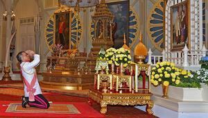 Taylandda yeni kral ilan edildi
