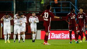Trabzonspor 1-2 Gümüşhanespor / MAÇIN ÖZETİ