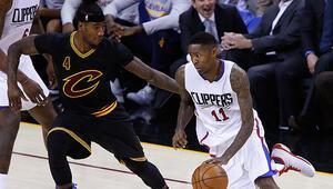 Clippers, Cavaliersa fark attı