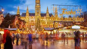Noelin en renkli ve neşeli adresi: Viyana