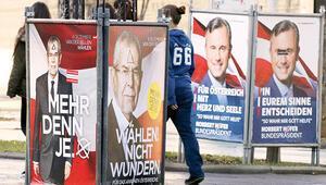 Avusturya'ya aşırı sağcı cumhurbaşkanı mı