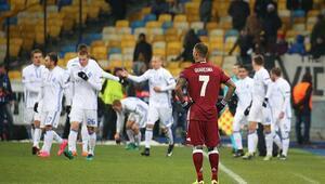 Dinamo Kiev Beşiktaş maç sonucu: 0-6.. İşte maçın özeti