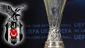 Beşiktaşın UEFA Avrupa Liginde muhtemel rakipleri