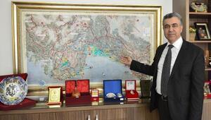 Antalyanın suyu 15.9 milyar metreküp