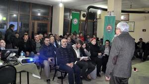 Bayramiç Ziraat Odasından eğitim semineri