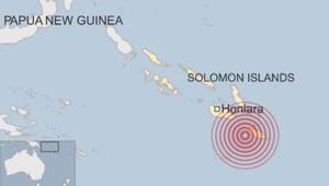 Büyük deprem: 7,8 büyüklüğünde