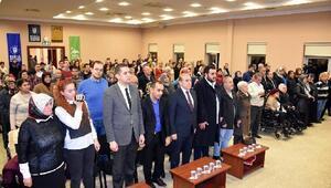 Engelliler Meclisi'nde İbrahim Sönmez güven tazeledi
