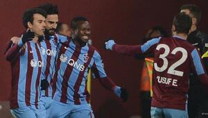 Trabzonspor 4-1 Adanaspor / MAÇIN ÖZETİ