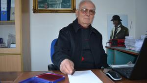 Mühür 32 yıldır 'Ali Amca'da