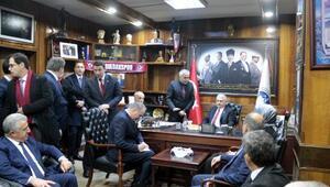 GMİSten Başbakan Yıldırımın ziyaretiyle ilgili açıklama
