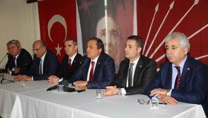 CHPli Torun: Asla onun başkan olmasına izin vermeyeceğiz