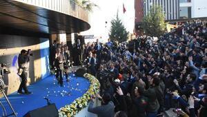 CHP Genel Başkanı Kemal Kılıçdaroğlu, açılışlar için İzmirde (3)
