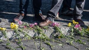 İTO ve Sivil Toplum kuruluşlarından olay yerinde anma