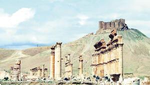 Esad rejimi Halep'e odaklanırken Palmira'da kâbus