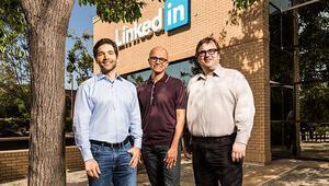 Ve Microsoft, LinkedIni resmen aldı