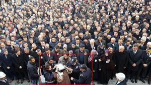Şehit polis Hakan Tanrıkuluyu 10 bin kişi uğurladı