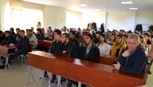 Denizcilik öğrencilerine seminer