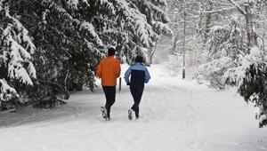 Soğuk havada spor mu yapılır demeyin