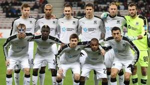 Fenerbahçenin rakibi Krasnodar stadı ile büyülüyor