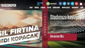 Trabzonspor'un Akyazı Stadı 18 Aralık'ta açılıyor