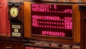 İtalyada yeni hükümet ilk sınavı geçti