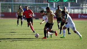 Kırklarelispor: 1 - Osmanlıspor: 3