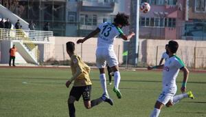 Kırklarelispor-Osmanlıspor: 1-3 (Ziraat Türkiye Kupası)
