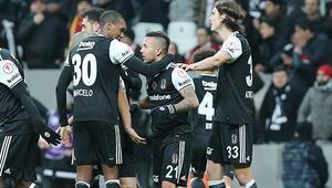 Beşiktaş 2-1 Kayserispor / MAÇIN ÖZETİ