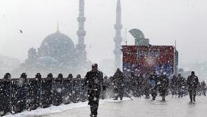 İstanbula kar ne zaman yağacak Meteoroloji açıkladı