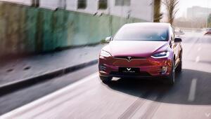 Bulgar tasarımcıdan dünyanın en sessiz Tesla Model Xi