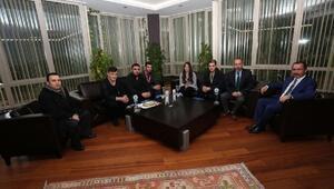Tavas MYO Aşçılık öğrencileri İzmirde kendini gösterdi